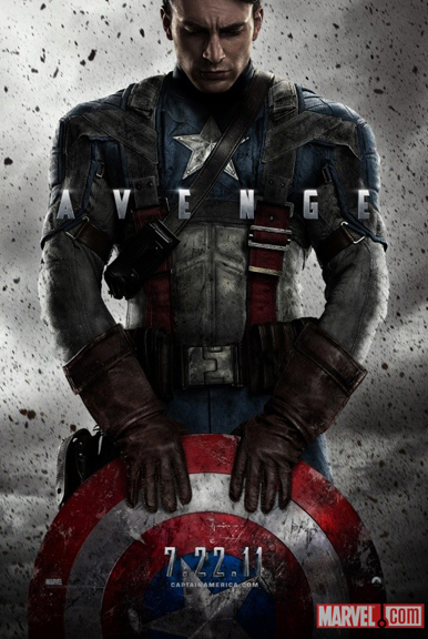 Captain America: First Avenger Movie