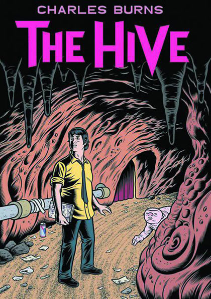 Charles Burns' The Hive