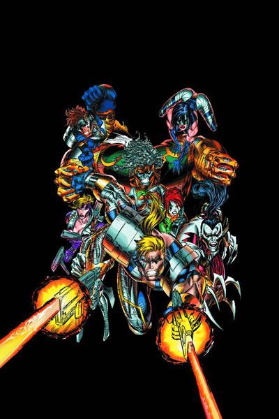 Cyber Force Origins Vol. 1