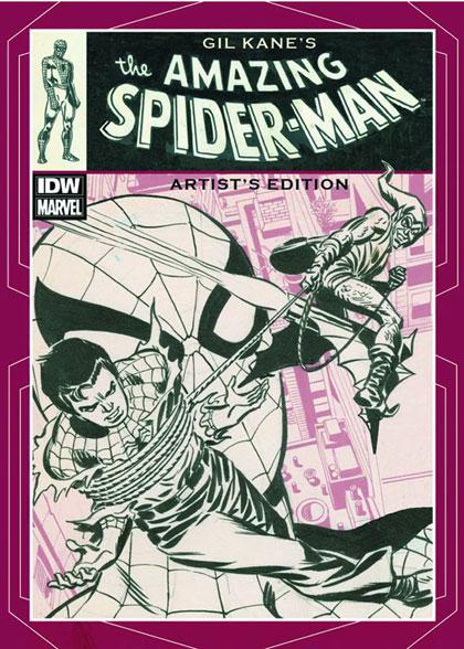 Gil Kane's Amazing Spider-Man Artist's Edition