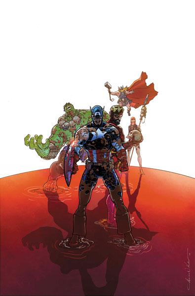 Marvel Universe Vs the Avengers #1