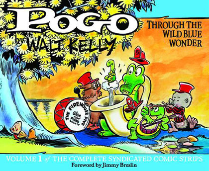 Pogo Complete Syndicated Strips Vol. 1