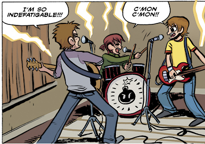 Scott Pilgrim Color Vol. 2 preview 4