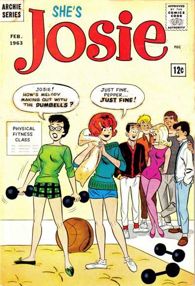 She's Josie #1