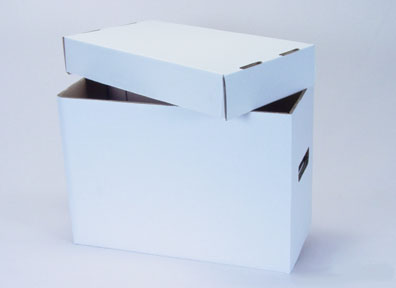 A typical short box.