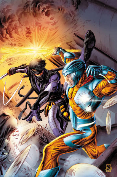 X-O Manowar #6