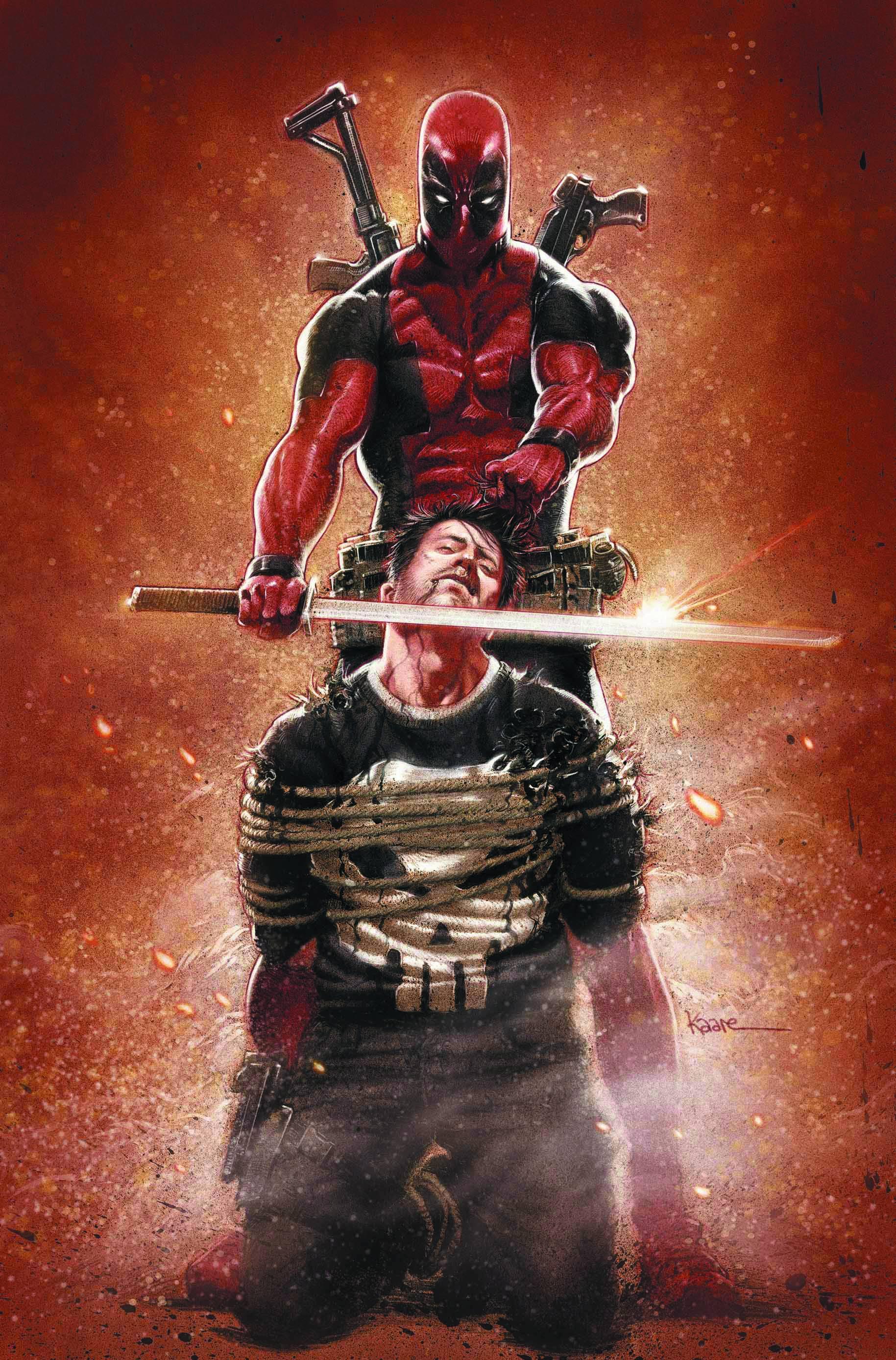 Deadpool Kills The Marvel Universe Iron Man Westfield Comics Blog ...