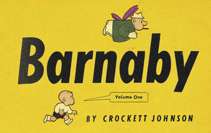 Barnaby Volume One