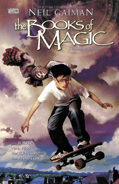 Books of Magic HC