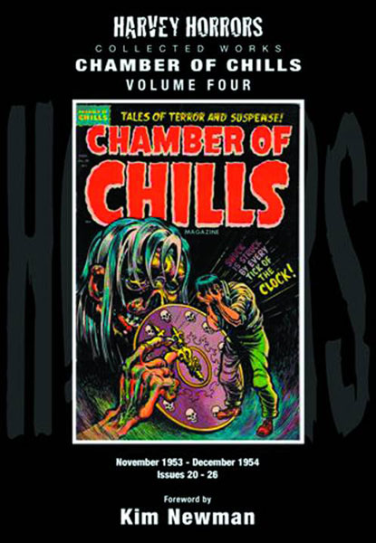 Harvey Horrors Collected Works: Chamber of Chills Volume 4