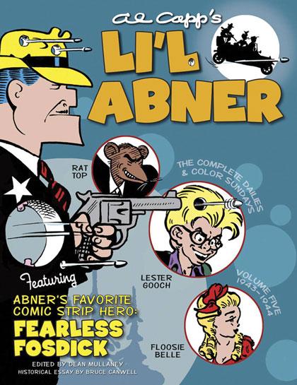 Lil Abner Volume 5