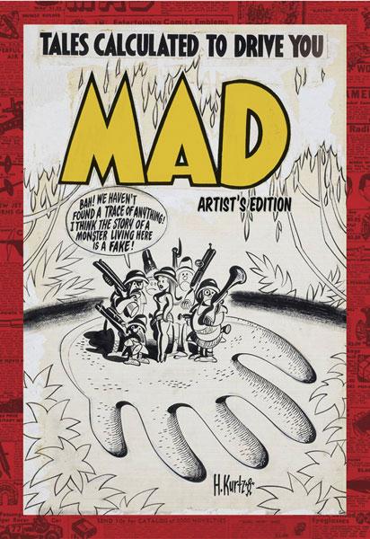 MAD: Artist's Edition