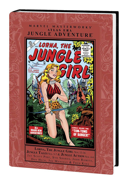 Marvel Masterworks: Atlas Era Jungle Adventure Volume 3