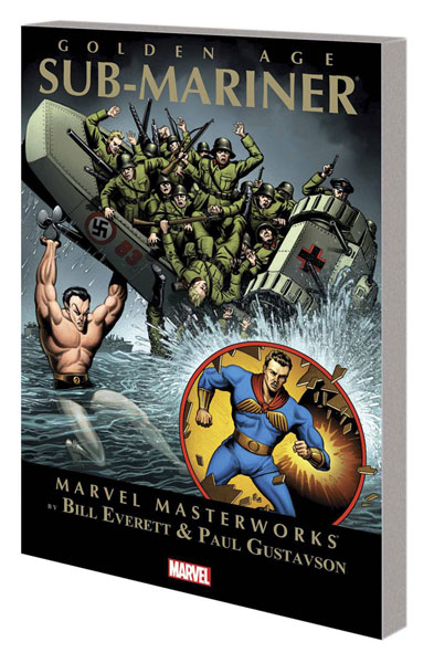 Marvel Masterworks: Golden Age Sub-Mariner Volume 1