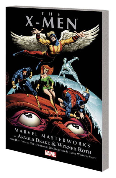 Marvel Masterworks: The X-Men Volume 5