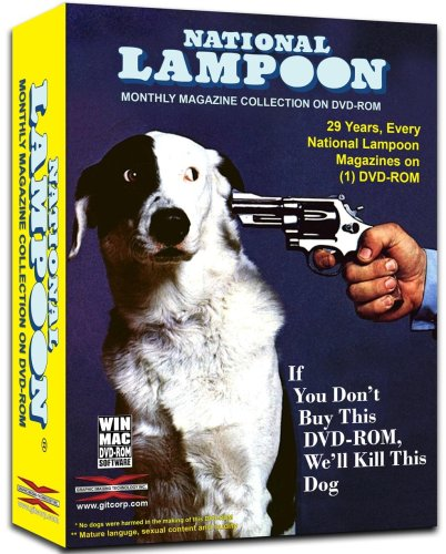 GITs National Lampoon DVD-Rom