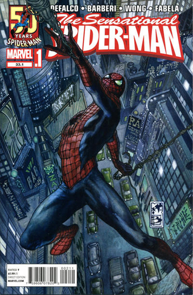 Sensational Spider-Man #33.1
