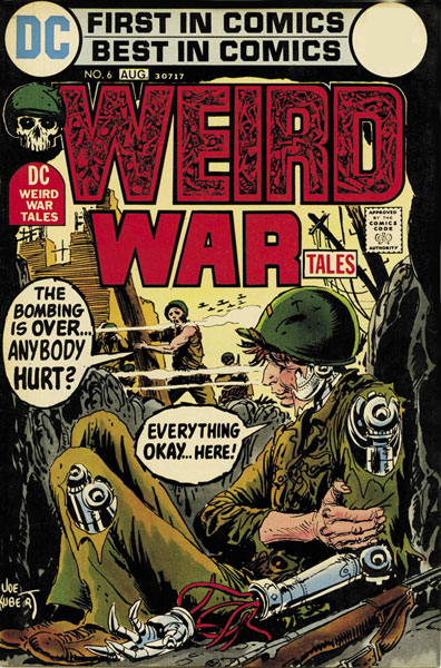 Showcase Presents: Weird War Tales Volume 1