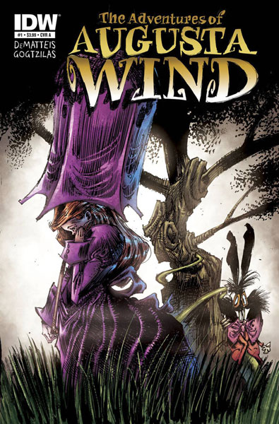 The Adventures of Augusta Wind #1