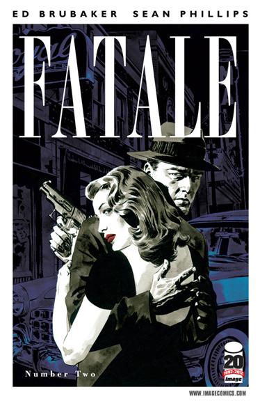Fatale By Ed Brubaker & Sean Phillips