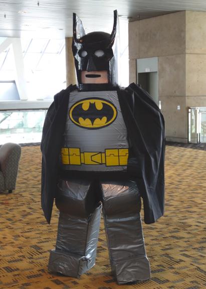 It's Lego Batman!