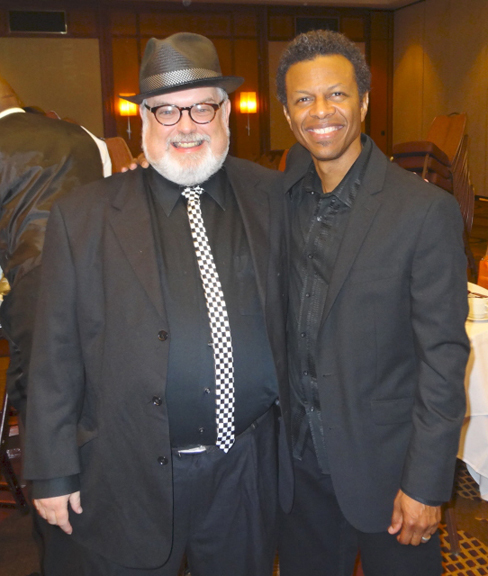 Roger Ash &amp; Phil LaMarr