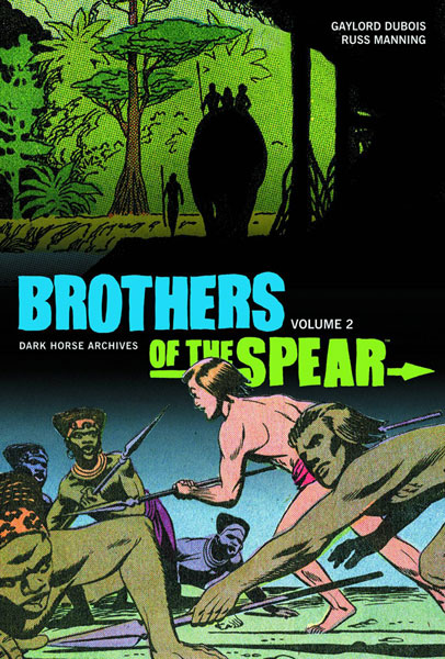 Brothers of the Spear Volume 2