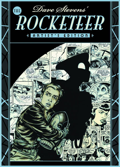 Dave Stevens The Rocketeer Artists Edition