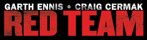 Garth Ennis' Red Team