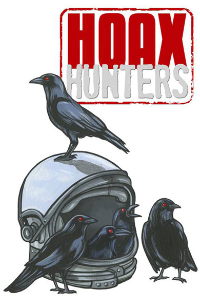Hoax Hunters Volume 1: Murder, Death & the Devil