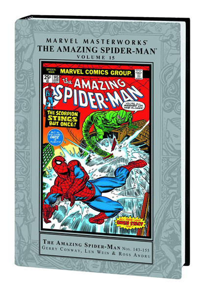 Marvel Masterworks: Amazing Spider-Man Volume 15