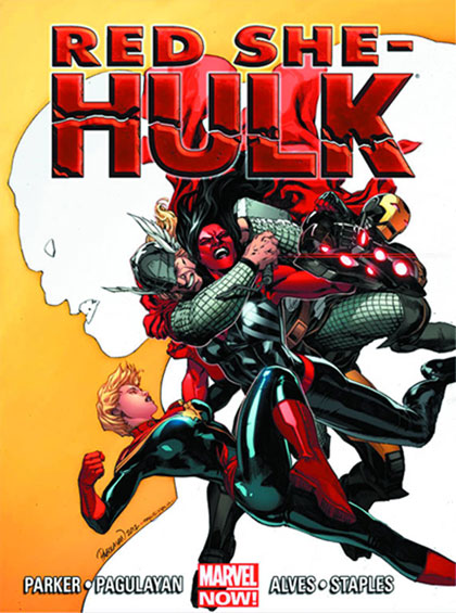 Red She-Hulk #60