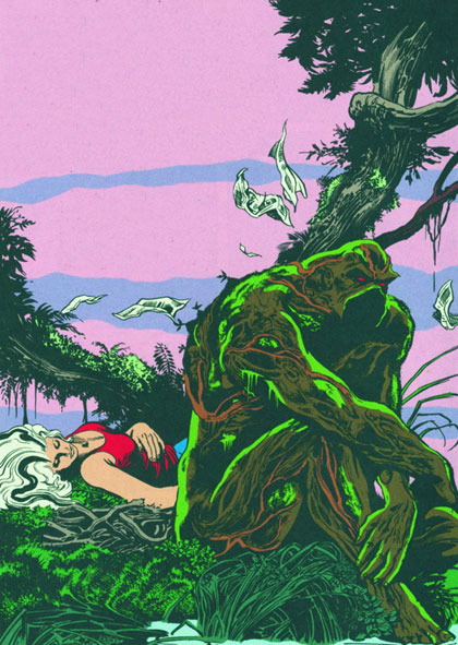 Saga of the Swamp Thing Vol. 3