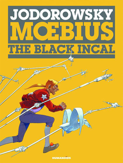 The Black Incal Deluxe
