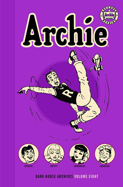 Archie Archives Volume 8