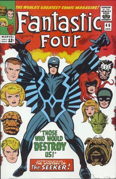 The Fantastic Four-The First Family Of Marvel Comics