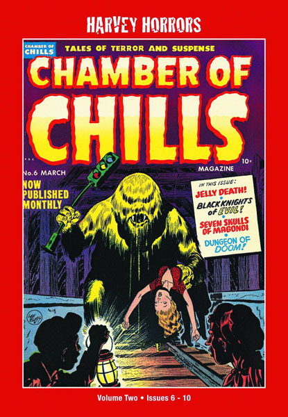 Harvey Horrors: Chamber of Chills Volume 2