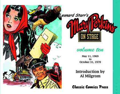 Leonard Starr's Mary Perkins: On Stage Volume 11