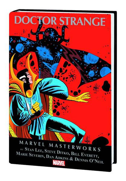 Marvel Masterworks: Doctor Strange Volume 2