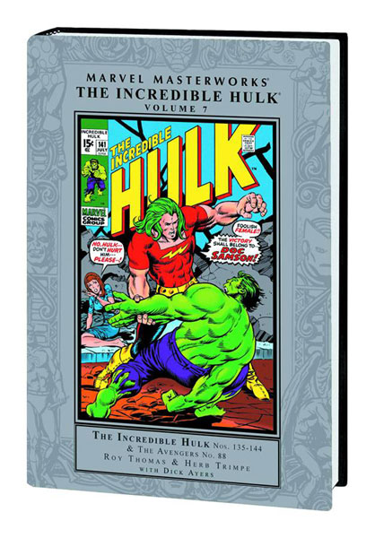 Marvel Masterworks: The Incredible Hulk Volume 7