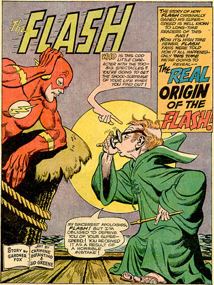 Mopee from Flash #167