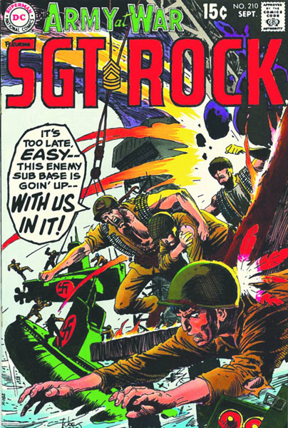 Showcase Presents: Sgt. Rock Volume 4