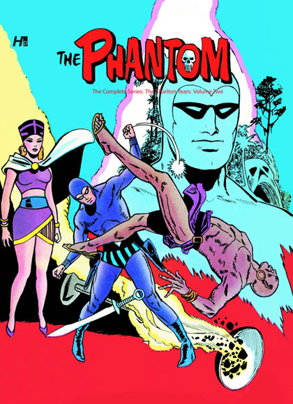 The Phantom: The Complete Series: The Charlton Years Volume 2