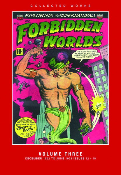 ACG Collected Works: Forbidden Worlds