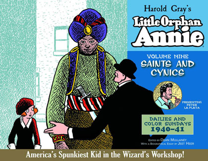 Complete Little Orphan Annie Volume 9: Saints and Cynics