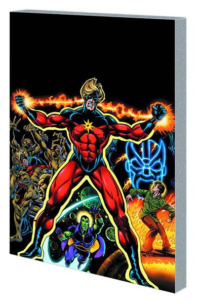 Essential Captain Marvel Vol. 2