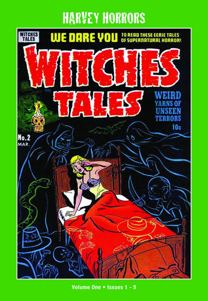 Harvey Horrors: Witches Tales