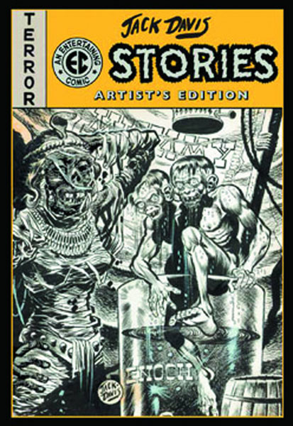 Jack Davis' EC Stories: Artist's Edition