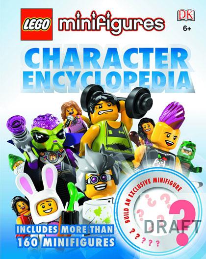 LEGO Minifigure Character Encyclopedia