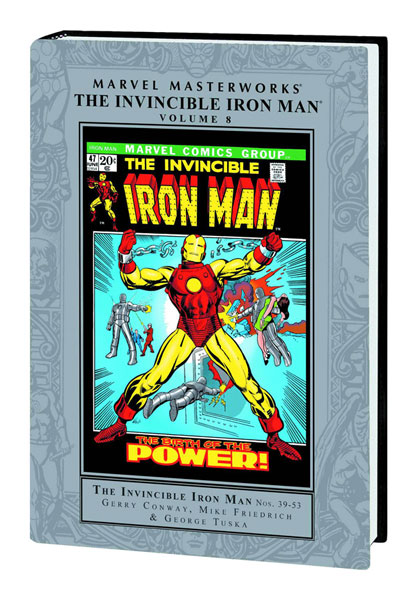 Marvel Masterworks: The Invincible Iron Man Volume 8